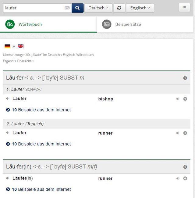 Schlecht übersetzt, Löwe – Jochen Lüders